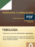 TRIBOLOGIA mecanica industrial