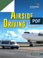 Airside Driving Theory Handbook 4th Ed 2019