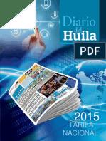 TARIFAS DIARIO DEL HUILA 2015.pdf