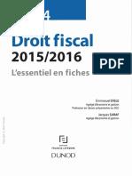 DCG 4 Droit Fiscal