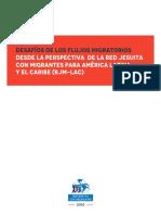 Desafíos de los Flujos MIgratorios. Perspectiva Red Jesuita