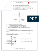 Sistema Coordenadp Bidemendional