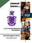 BEBS Promotional Booklet