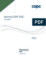 COPC 2013 Version 5 1 Guia BPO 1x - esp - mar 13