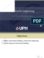 5 - community building