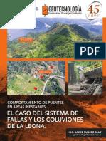 Revista Geotecnologia Nov 1