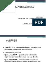 Estatística aula II - População e Amostra - Teoria.pdf