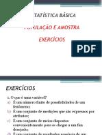 Capítulo II - População e Amostra - Exercícios (2).pdf