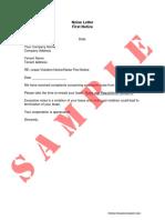 (Draft) Noice Complaint Notice.pdf