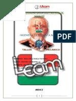 TALLER MECANICO INFORME CASCO