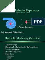 Praktek Mekanika Fluida -  Materi 1-7 Pump Application.ppt