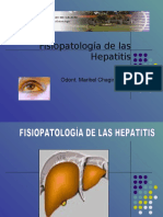 fisiopatología de las hepatitis