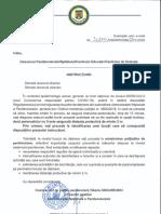 Instructiune ANP activitati in spatii inchise