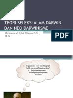 365502528-Teori-Seleksi-Alam-Darwin-Dan-Neo-Darwinisme