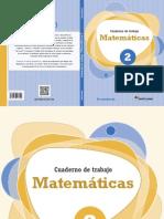 Cuaderno de actividades Matemáticas, segundo secundaria, santillana .pdf