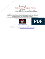 The Encyclopedia of Explosives and Related Items PATR 2700 VOLUME 6