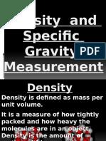 2.2 Density mayur