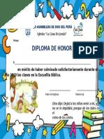 Diplomas-Graduación