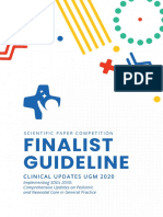 CLINICAL UPDATES NEW GUIDELINE