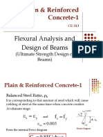 Flexural Analysis and Design of Beamns 5
