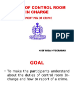reprting of crime.pptx