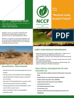 NCCF_COP14 UNCCD Flyer