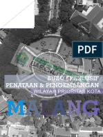 Penataan Wilayah Prioritas Kota Malang