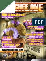 Geechee One Volume 5 Issue 3