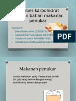 ppt Sumber karbohidrat dengan bahan makanan penukar.pptx