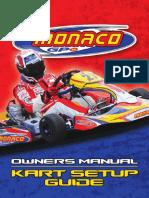 Monaco GP6 Owners Manual