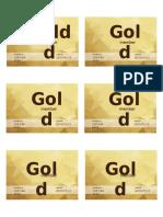 Membership Card Design Template 33