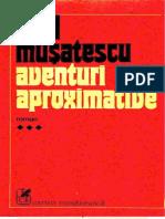 Musatescu, Vlad - Aventuri aproximative vol.III(v1.0).doc