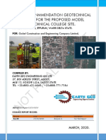 GEOTECH Soil report