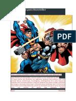 Super Herois para Storyteller