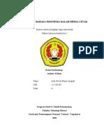 Kebakuan Bahasa Indonesia dalam Media Cetak.docx