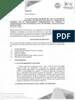 Proyecto de Acuerdo 015 - Beneficios Tributarios Datt
