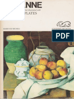 PAUL CEZANNE (1839-1906) 80 COLOUR PLATES