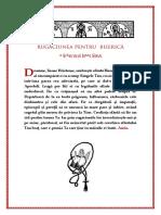 Rugăciunea pt Biserică a Sf. Isaac Sirul.pdf