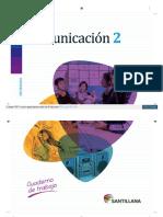 comunicacion 2 Cuaderno de Trabajo Santillana.pdf