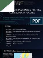 COMERT INTERNATIONAL SI POLITICA