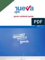PORTAFOLIO ACTIVIDADES NUEVA EPS