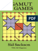 Sid Sackson-A Gamut of Games-Dover Publications (2011)