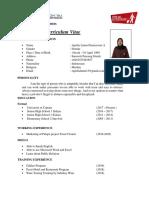CV Resume - Aprilia Lintar P. Al Imani.pdf