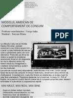Modelul ameican de comportament de consum Diana Turcan.pptx
