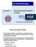Lecture 7 - Processing and Analysis of Data.pdf