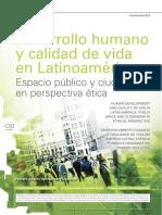 Desarrollo Humano y Calidad de Vida en Latinoamérica  Espacio público y ciudadanía en perspectiva ética.pdf