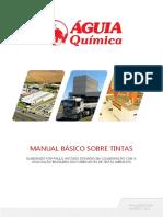 4 PROCESSOS CONTRA CORROSÃO Manual Básico de Tintas Águia Química
