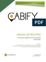 Manual Cabify Contabilizate