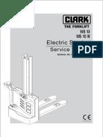 Clark WS10(M)-service manual 2017-04