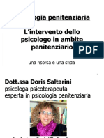 Psicologia penitenziariaSaltarini